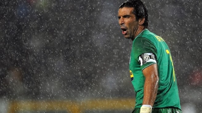 Buffon ruled out by overdue surgery