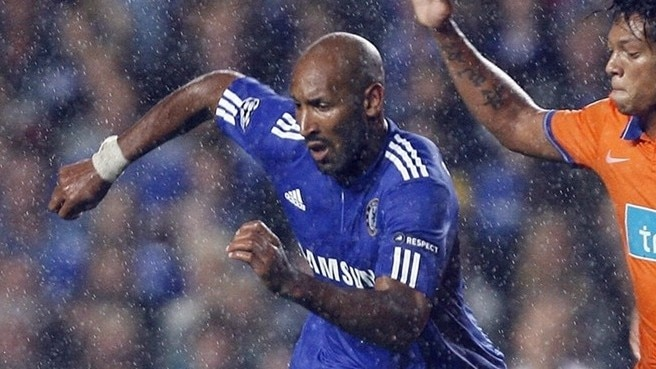 Gritty Chelsea meet Anelka's approval