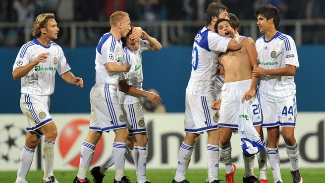 Dynamo Kyiv - Rubin Reaction