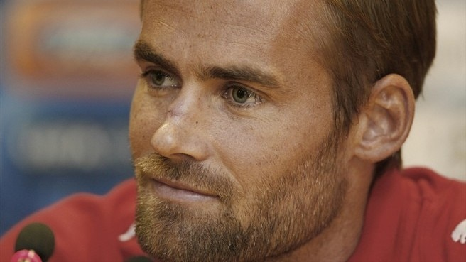 Mellberg hopes to feel the hush again