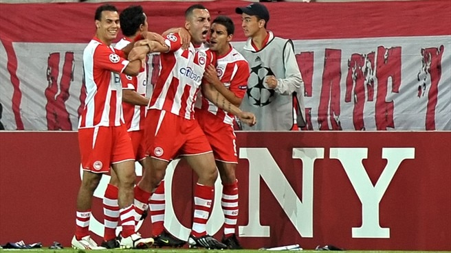 Cautious optimism in Olympiacos ranks