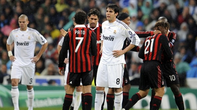 Milan and Madrid fear Group G rivals