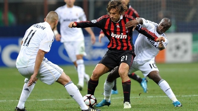 Milan hit right note for Pirlo
