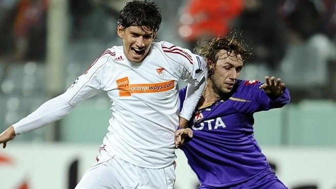 Fiorentina find way after 'letting loose'