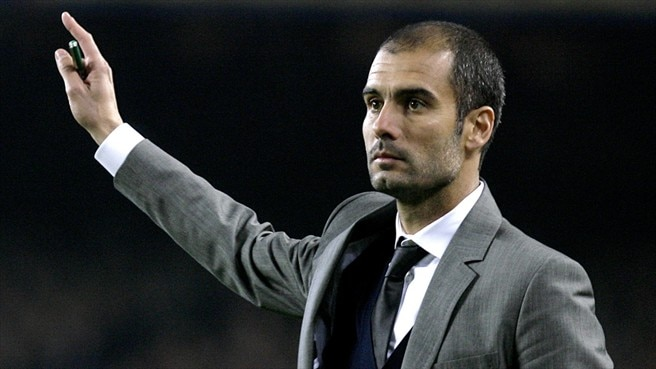 Guardiola commits future to Barcelona