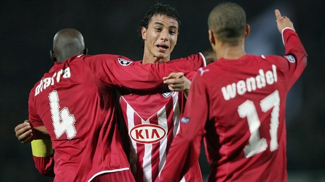 Chamakh savours Bordeaux bliss
