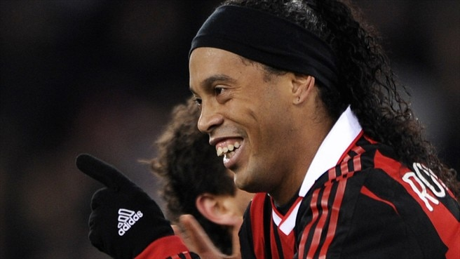 Ronaldinho relieved after close shave