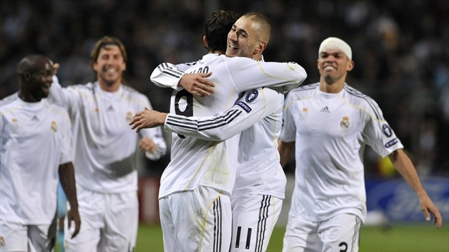History favours Lyon against Madrid