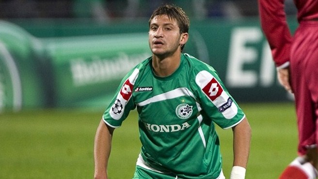 Ghadir strike helps Haifa down AEK Larnaca