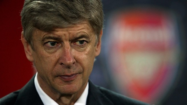 Wenger pins hopes on goals in Porto