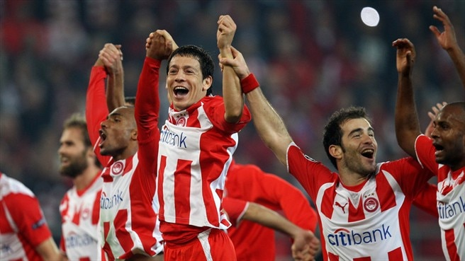 Olympiacos wary of in-form Bordeaux