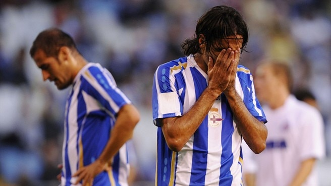 Deportivo frustrated by dogged Hajduk