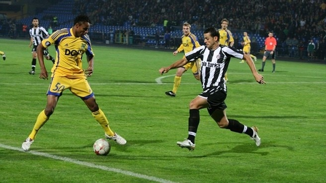 Metalist firepower poses threat to Hertha