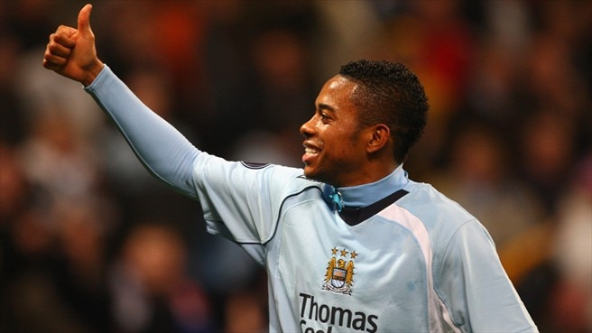 Robinho jewel helps City to sparkle