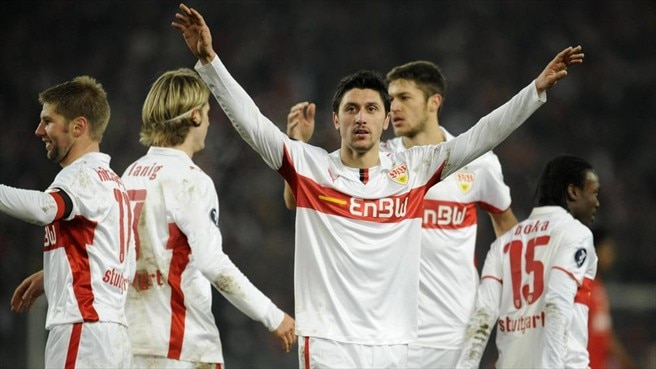 Stuttgart look to end holders' reign