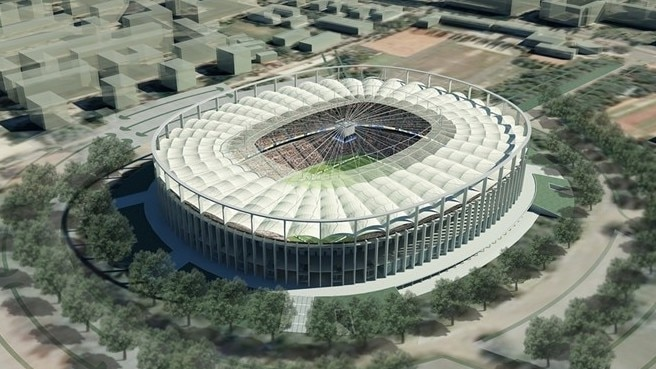 Bucharest set for first final in 2012