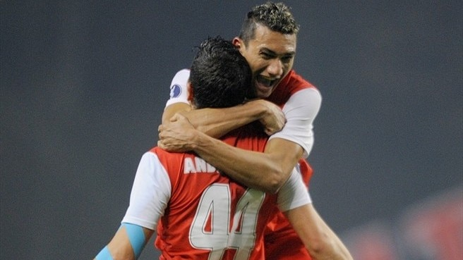 Last 16 beckons for Braga