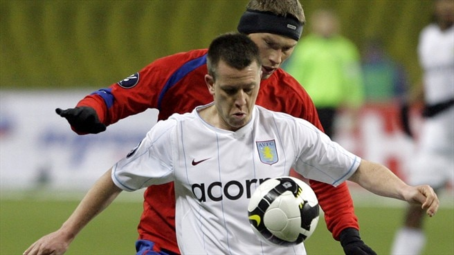 CSKA ease past Villa into last 16