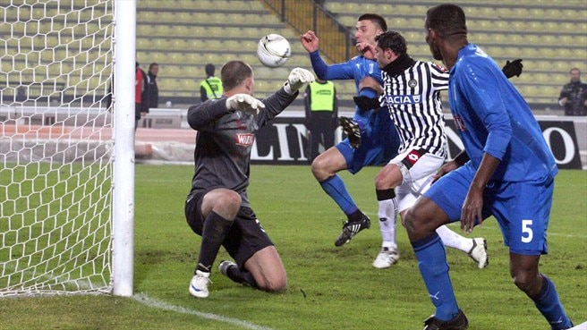 Udinese fightback floors Lech