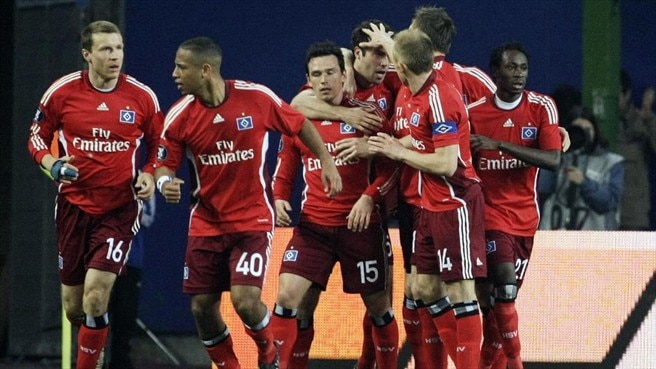 Hamburg fightback leaves City reeling