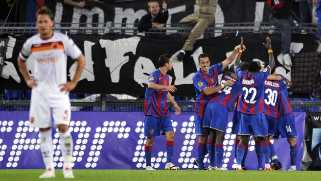 Carlitos' way helps Basel to victory