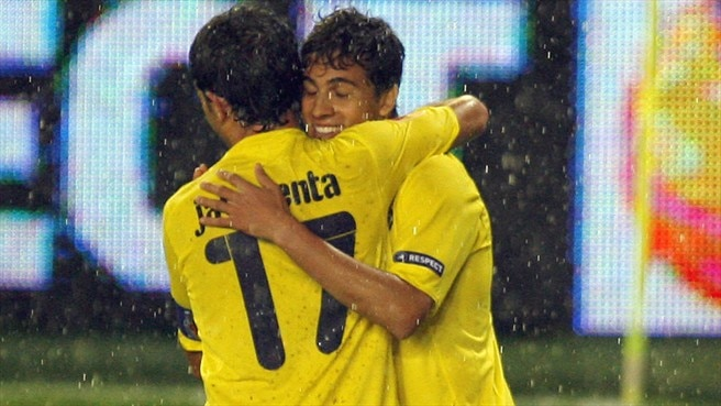 In-form Nilmar wins it for Villarreal