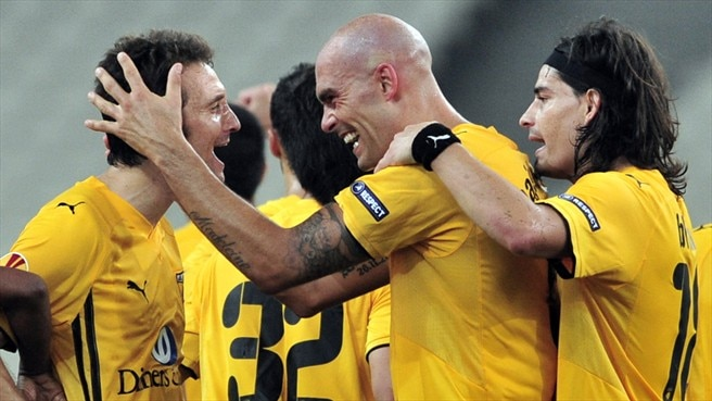 AEK headed in the right direction