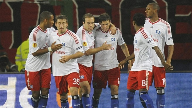 Simmering Hamburg too hot for Hapoel