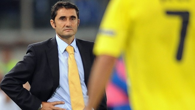 Villarreal swap Valverde for Garrido
