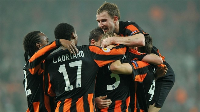 Shakhtar regain Ukrainian crown