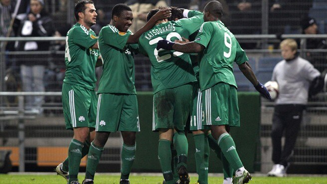 Consistency key as Panathinaikos prosper