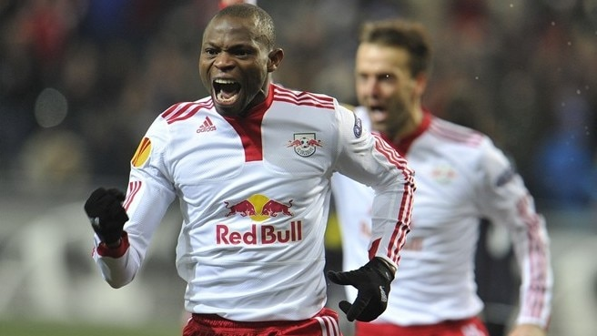 Mojo rising for Afolabi and Salzburg