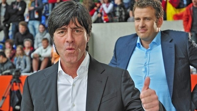 Löw on a high after home Under-17 success