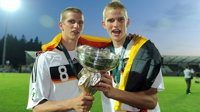 2008 Lars Amp Sven Bender Under 19 News Uefa Com