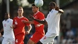England v Switzerland - UEFA Under-19 Championship