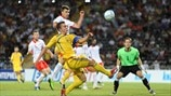 Switzerland v Ukraine - UEFA Under-19 Championship