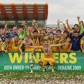 ukraine under 19 league