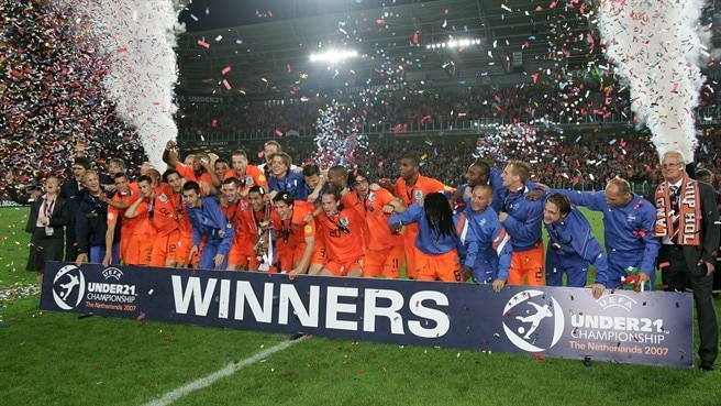 Jong Oranje clinch European crown