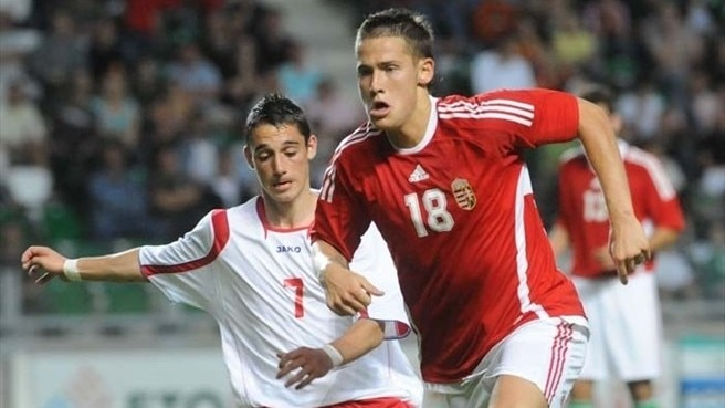 Hungary chalk up Luxembourg double