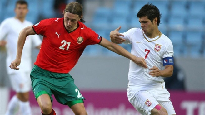 Gritty Belarus keep Serbia in check