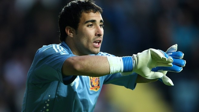 Asenjo upbeat about challenge ahead