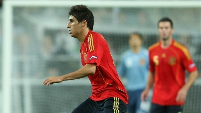 Persistent Spain find late solution