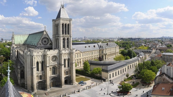 The Cathedral Basilica of Saint-Denis