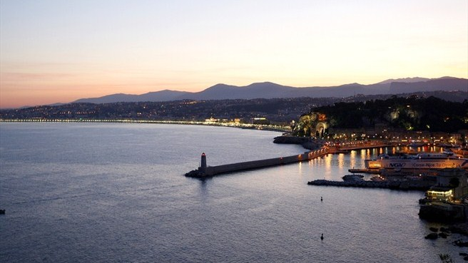 La Baie des Anges (Bay of Angels), Nice