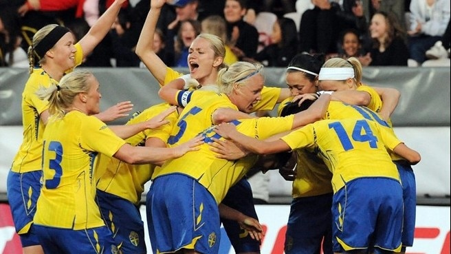 Hosts Sweden at forefront of women's game