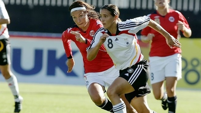 Germany and Norway reprise 2005 final