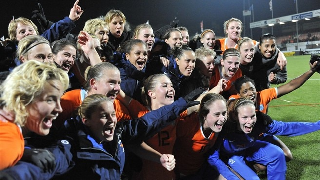 Stevens strikes spark Netherlands joy