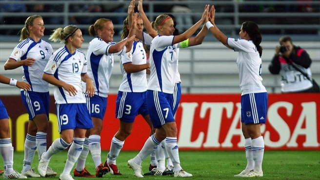 Finland hopes for women's football boom