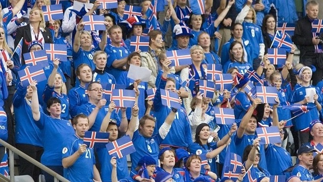 Iceland canter to victory in Coleraine