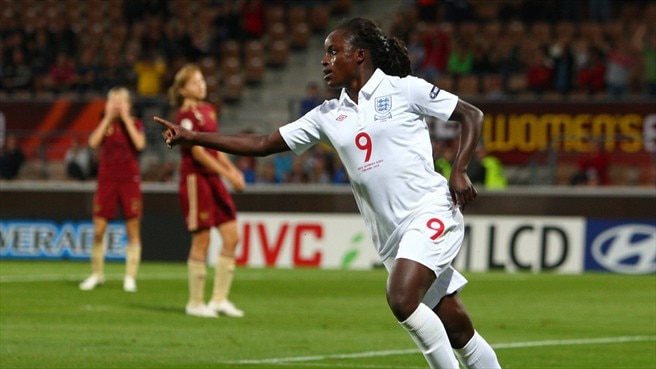 England overcome  Switzerland in play-off